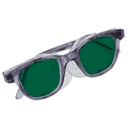 1966-1967 Ford Fairlane Firepower Regal Safety Glasses, 48 mm Dark Green