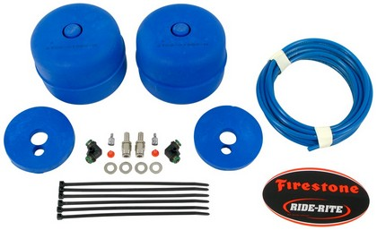 02-11 Liberty Firestone Coil-Rite Rear Air Helper Spring Kit