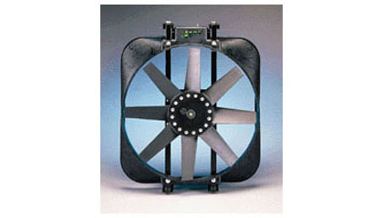 89-96 Toyota 4Runner 2.4 / 3.0L L4 / V6 Flex-a-lite Fans - 15 Inch Electric Fan, Puller (Black Shrouded)
