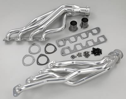"70-73 Ranchero 500, Base, GT, Squire V8 5.8 AT Flowtech Headers - Primary Tube Collector Size 1.75"" x 3"" Will Not Fit C6 Trans, Not Legal for Street Use (Ceramic)"