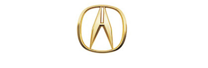 2004-2005 Acura TL  Genuine Acura  24K Gold Emblem Kit