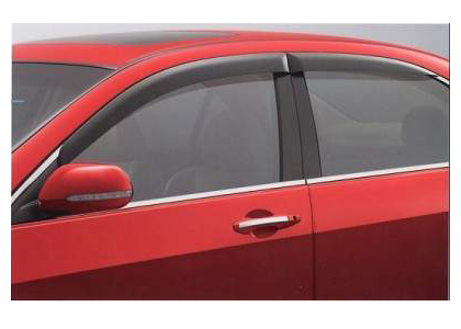Acura tl deflectors at andys auto sport for 2003 acura tl window visor