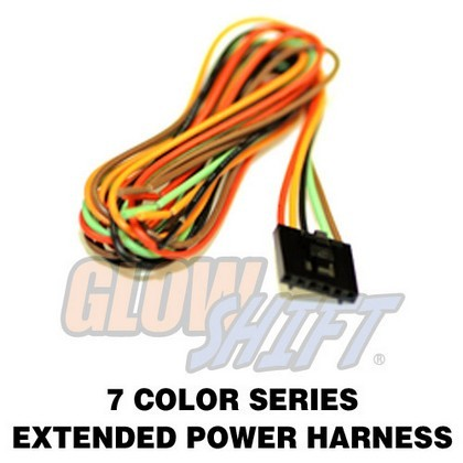 gs gw1 glowshift gs gw1 $14 99 plus $0 00 instant coupon, free shipping glowshift wiring harness at reclaimingppi.co