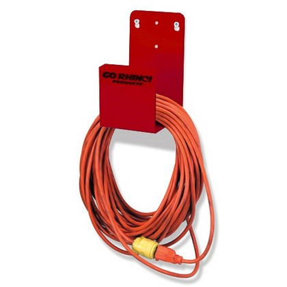 1971-1976 Chevrolet Caprice Go Rhino Hose/Extension Cord Holder - Red