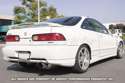Greddy Exhaust Integra Greddy Evo2 Exhaust System