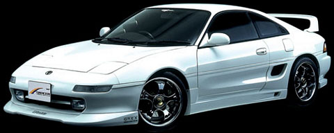 GReddy GRacer MR2 Front