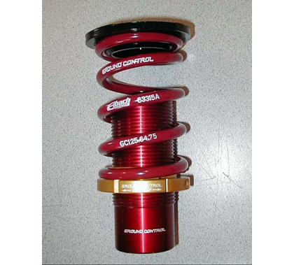 "89-92 Ford Probe Ground Control Coilover Sleeves - 0"" to 2.25"" drop"
