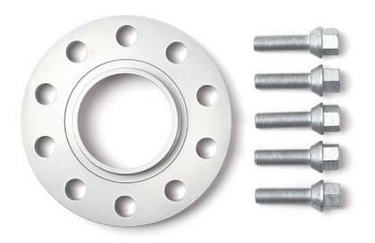 2000-2006 BMW X5 E53 H&R TRAK+ Wheel Spacers - DR Series (Width: 5mm)