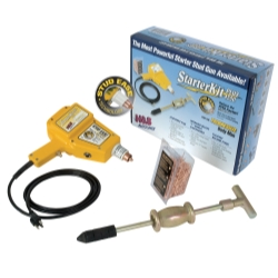 Universal (All Vehicles) H And S Auto Shot Starter Kit Plus Stud Welder Kit