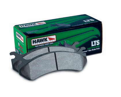 FRONT BRAKE PADS FOR:;;? 2007-2008 Isuzu Ascender Hawk Super Duty Light Truck and SUV Brake Pads