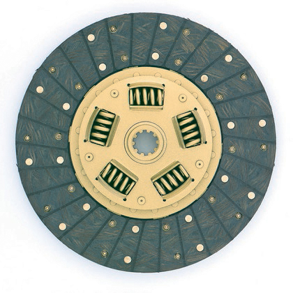 1968-1979 Lincoln Continental Base Hays Street and Strip Clutch Plate - Diaphragm (11 Inch Diameter)
