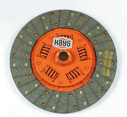 1978-1979 Dodge Magnum XE Hays Street Clutch Plate - Borg And Beck (10.5 Inch Diameter)