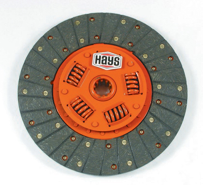 1967-1970 Pontiac Executive Base;;? Executive Safari Hays Street Clutch Plate - Diaphragm (11 Inch Diameter)