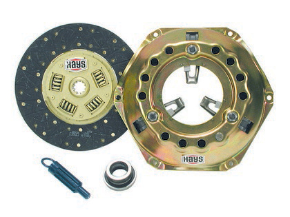 1963-1966 Pontiac Star Chief Base Hays Street and Strip Clutch Kit - Borg And Beck