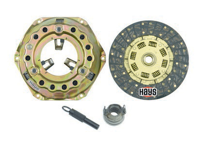 1972-1974 Plymouth Gran Fury Base Hays Street and Strip Clutch Kit - Borg And Beck (10.5 Inch Diameter)