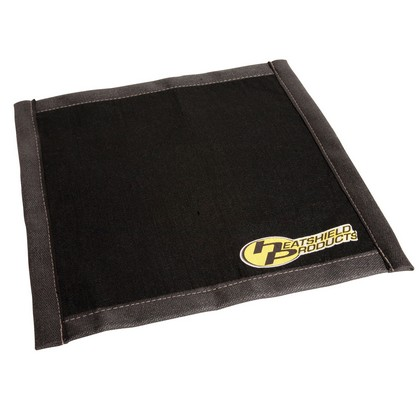 "1967-1969 Chevrolet Camaro Heatshield HP Torch Blanket - 53"" X 72"" - Black Felt"