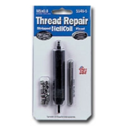 1967-1970 Pontiac Executive Helicoil Thread Repair Kit M5 x 8in.