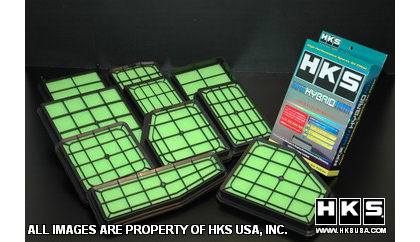 87-93 Pulsar HKS Super Hybrid Filter (Nissan/Subaru Filter #1)