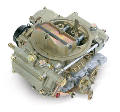 77-79 Catalina Base, Safari V8 5.7 Holley Carburetor - Street, 4 bbl, 600 cfm, Square Flange, Vacuum Secondary, 50 State Legal