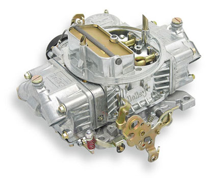 67-69 Catalina Base, Ventura V8 6.6 Holley Carburetor - Street, 4 bbl, 750 cfm, Vacuum Secondary, 50 State Legal