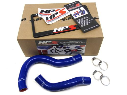 03-05 Dodge Neon SRT-4  HPS Radiator Hose - (Blue)