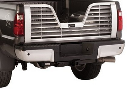 1997-2012 Ford F250 Super Cab With Fifth Wheel Tailgate;;1997-2012 Ford F250 Regular Cab With Fifth Wheel Tailgate;;1997-2012 Ford F250 Crew Cab With Fifth Wheel Tailgate Husky Aluminum 5th Wheel Tail Gate