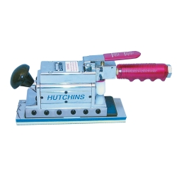 "1998-2000 Volvo S70 Hutchins Hustler II Mini-Straight-line Air Sander With 2-3/4 x 8"" Pads"