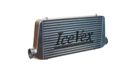 Universal - Fits all Cars Icevex Intercoolers - Bar and Plate Core w/ End Tanks (Core: 24 x 12 x 3 Inch)