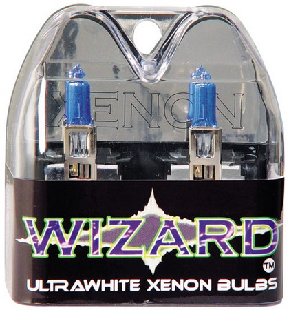 "00-01 Hyundai Tiburon In Pro Car Wear Wizard"" Halogen Bulb - H7  12V 55W  - Ultra White - Pair"""