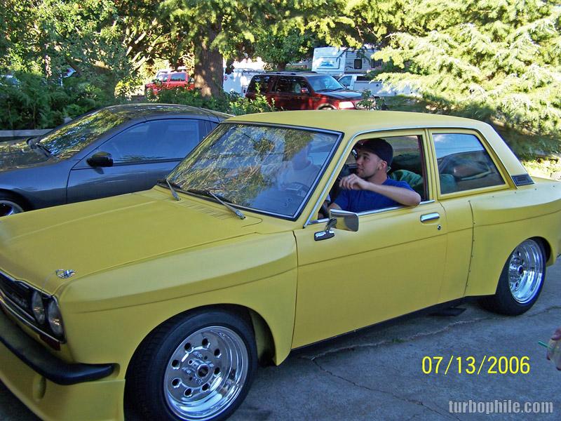 Dales Auto Body >> Dale's L16 Datsun 510 2-Door