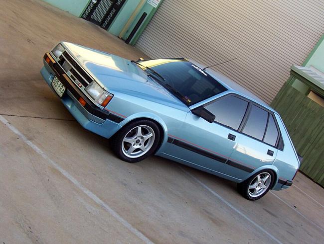 Dave S Nissan Pulsar Et Turbo E15et