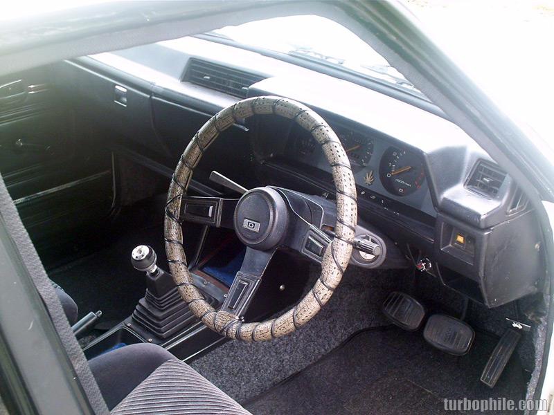 G1's A15 Datsun Sunny B310