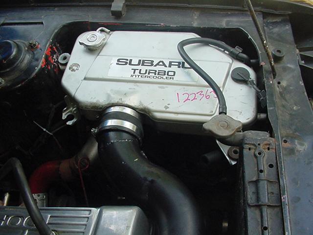 Oil Air Separator Fj20et Subaru Intercooler