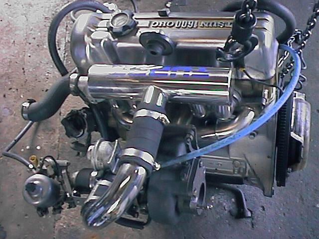 Paddy's L-series turbo Datsun 1600