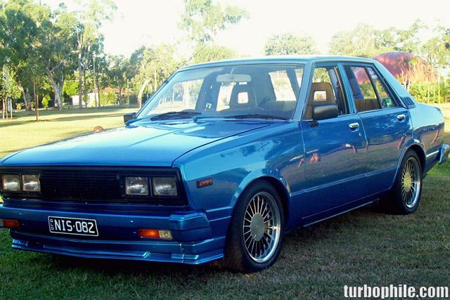 Sean's 1982 L20b Datsun Stanza