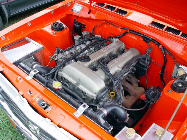 Trent S Sr20de Datsun 1200 Coupe