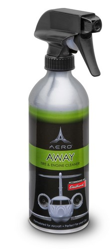 "2008-9999 Pontiac G8 Aero ""Away"" Tire and Engine Degreaser (16 oz)"