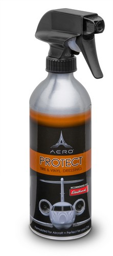 "2008-9999 Pontiac G8 Aero ""Protect"" Tire and Vinyl Polish (16 oz)"