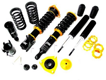 09+ Fiesta 6 ISC N1 Full Coilover Kit