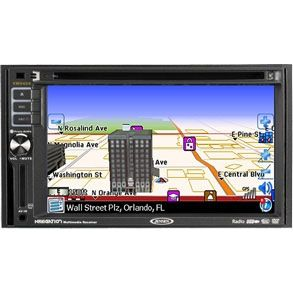 1992-1996 Chevrolet Caprice Jensen 2DIN 6.2-inch Touch Screen Multimedia System With Built-in Navigation