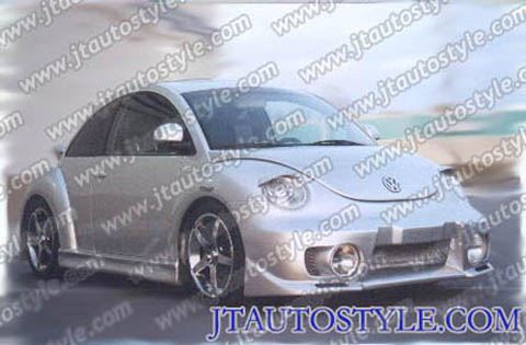 99-03 Volkswagen Beetle JT Autostyle Evo 5 Body Kit - FULL KIT