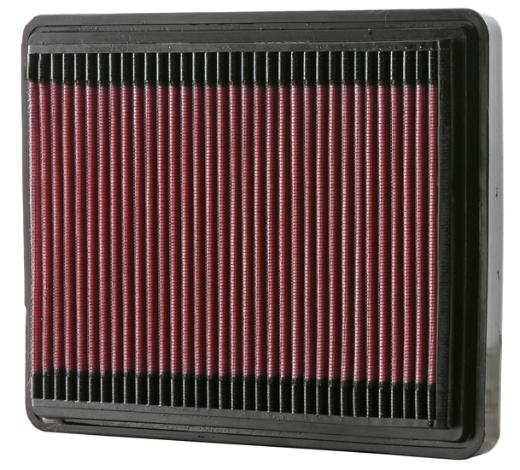 85-90 Porsche 944 2.5L L4 F/I - Turbo K&N Direct Fit Replacement Air Filter