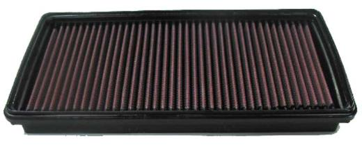 Gmc Safari 4.3L-V6; 1996-2005 K&N Direct Fit Replacement Air Filter
