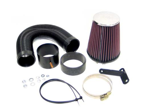 VW Corrado VR6, 2.9L 190BHP K&N� 57i Series Performance Intake Kit