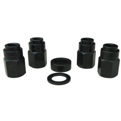 1998-2005 Mercedes M-class Kastar 6 Piece Wheel Stud installer Kit