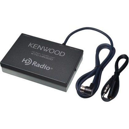 2004-2006 Chevrolet Colorado Kenwood HD Radio Tuner
