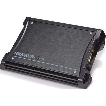 2000-2007 Ford Taurus Kicker Mono Amplifier - 300 watts RMS x 1 at 2 ohms