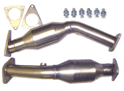 2003-2006 Nissan 350Z Kinetix 350Z G35 G37 High Flow Cats