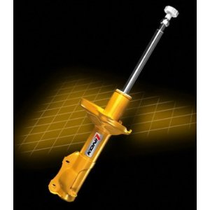 05-10 Scion TC Koni Yellow Sport Shock - Adjustable - Front (Either Side)