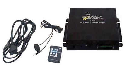 1986-1992 Mazda RX7 Lanzar Universal GPS Navigation System & Touch Screen Compatible